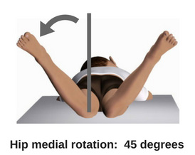 Hip medial rotation- 45 degrees.jpg